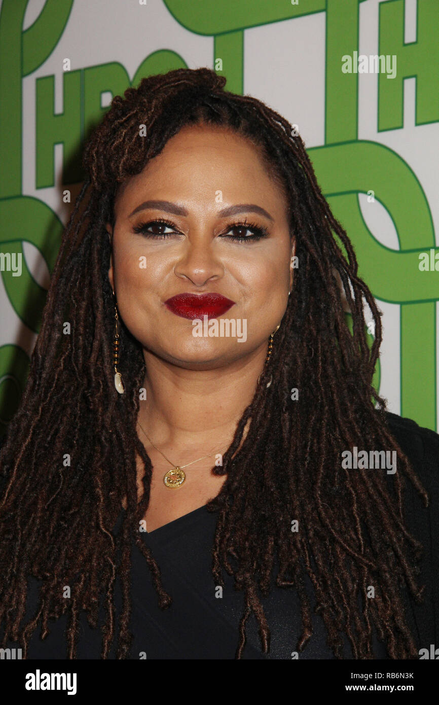 Ava DuVernay  01/06/2019 The 76th Annual Golden Globe Awards HBO After Party held at the Circa 55 Restaurant at The Beverly Hilton in Beverly Hills, CA  Photo: Cronos/Hollywood News Stock Photo