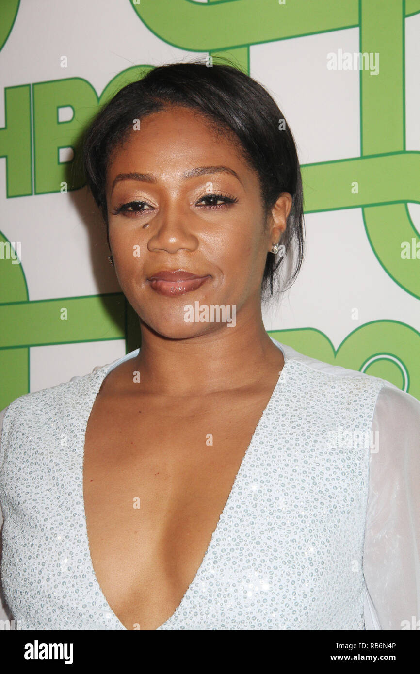 Tiffany Haddish  01/06/2019 The 76th Annual Golden Globe Awards HBO After Party held at the Circa 55 Restaurant at The Beverly Hilton in Beverly Hills, CA  Photo: Cronos/Hollywood News Stock Photo