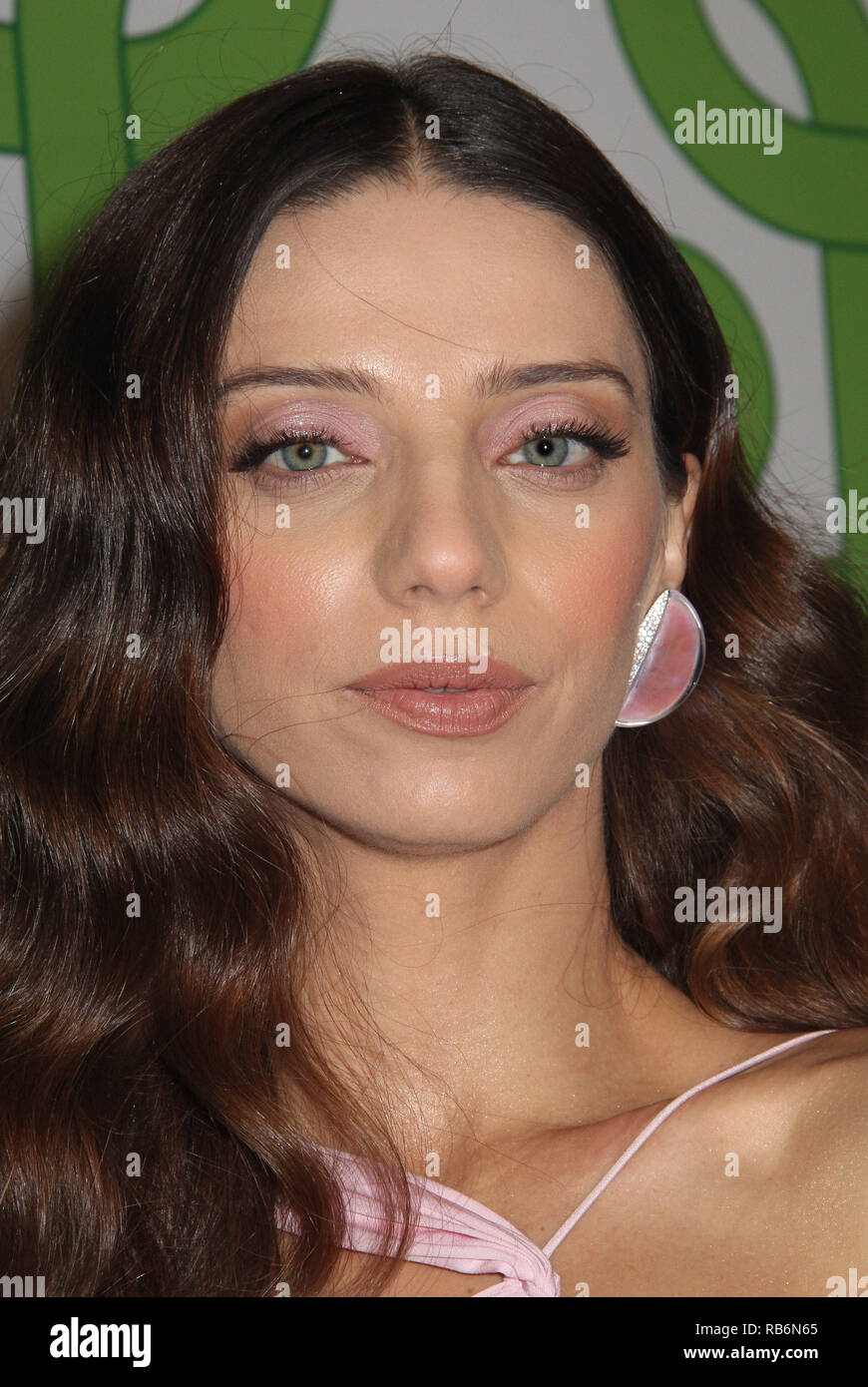 Angela Sarafyan  01/06/2019 The 76th Annual Golden Globe Awards HBO After Party held at the Circa 55 Restaurant at The Beverly Hilton in Beverly Hills, CA   Photo: Cronos/Hollywood News Stock Photo