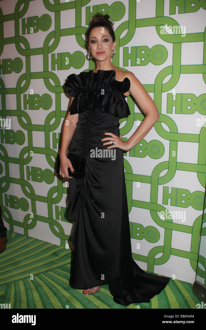 Jamie Lee  01/06/2019 The 76th Annual Golden Globe Awards HBO After Party held at the Circa 55 Restaurant at The Beverly Hilton in Beverly Hills, CA  Photo: Cronos/Hollywood News Stock Photo