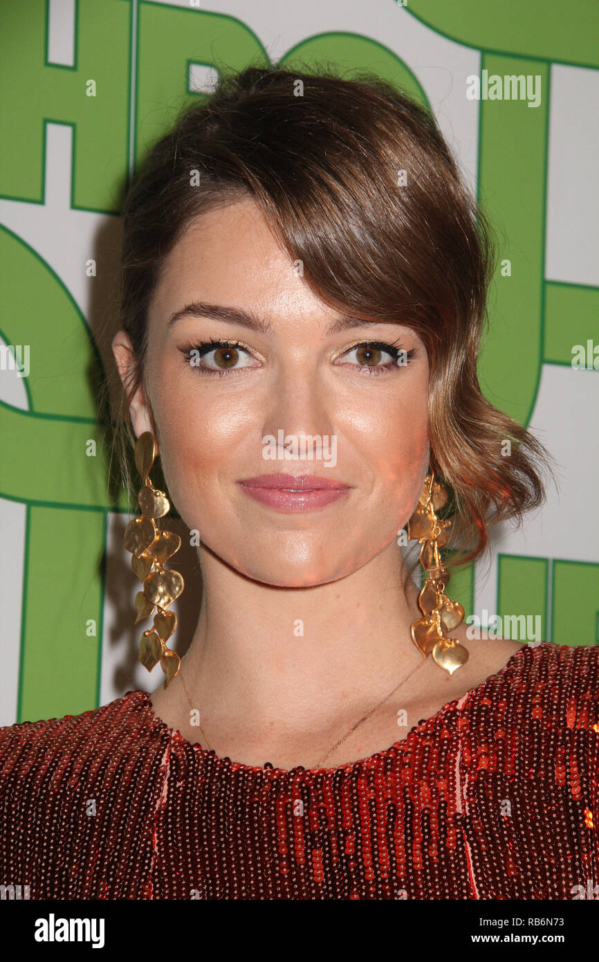 Lili Simmons  01/06/2019 The 76th Annual Golden Globe Awards HBO After Party held at the Circa 55 Restaurant at The Beverly Hilton in Beverly Hills, CA  Photo: Cronos/Hollywood News Stock Photo