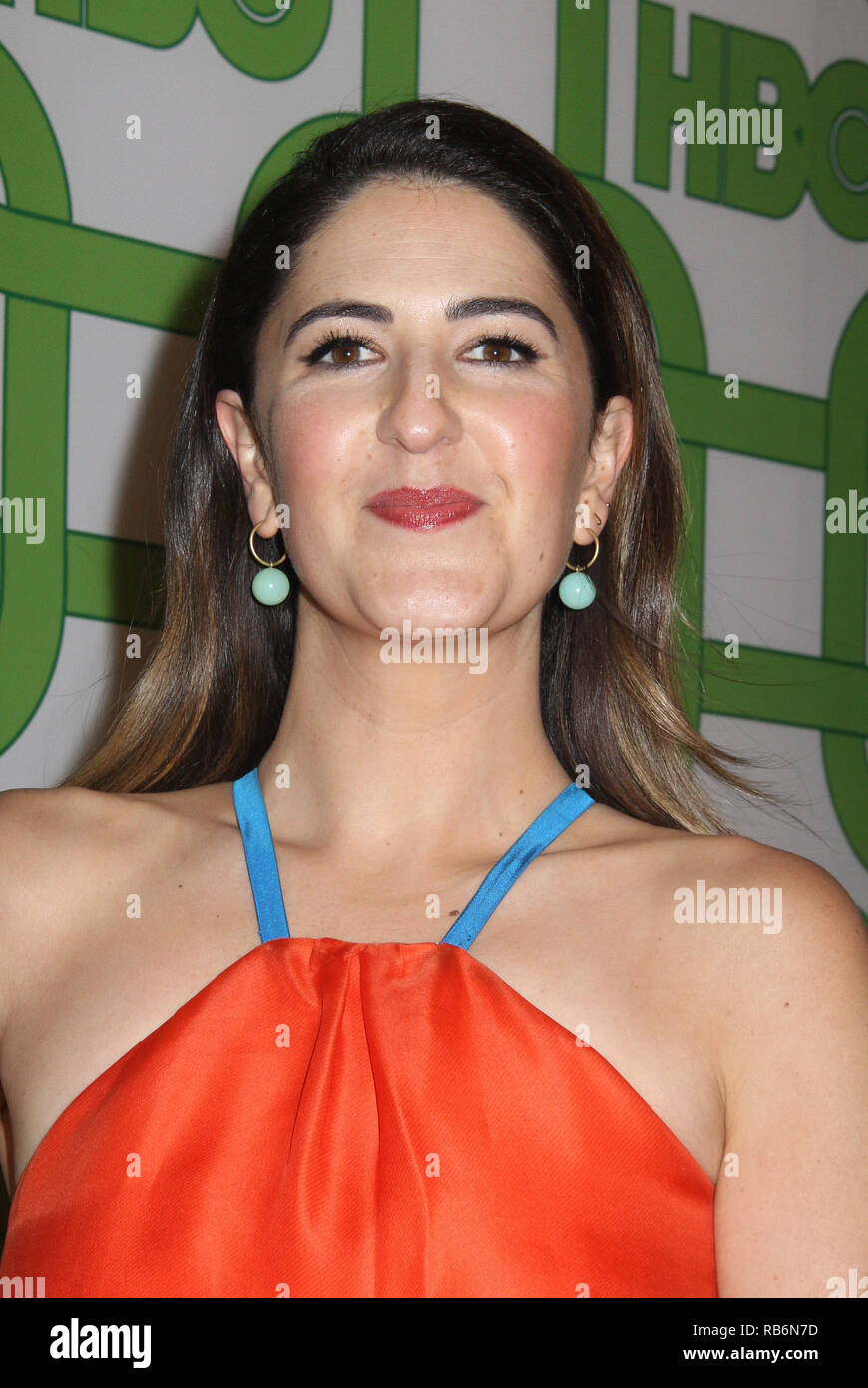 D'Arcy Carden  01/06/2019 The 76th Annual Golden Globe Awards HBO After Party held at the Circa 55 Restaurant at The Beverly Hilton in Beverly Hills, CA   Photo: Cronos/Hollywood News Stock Photo