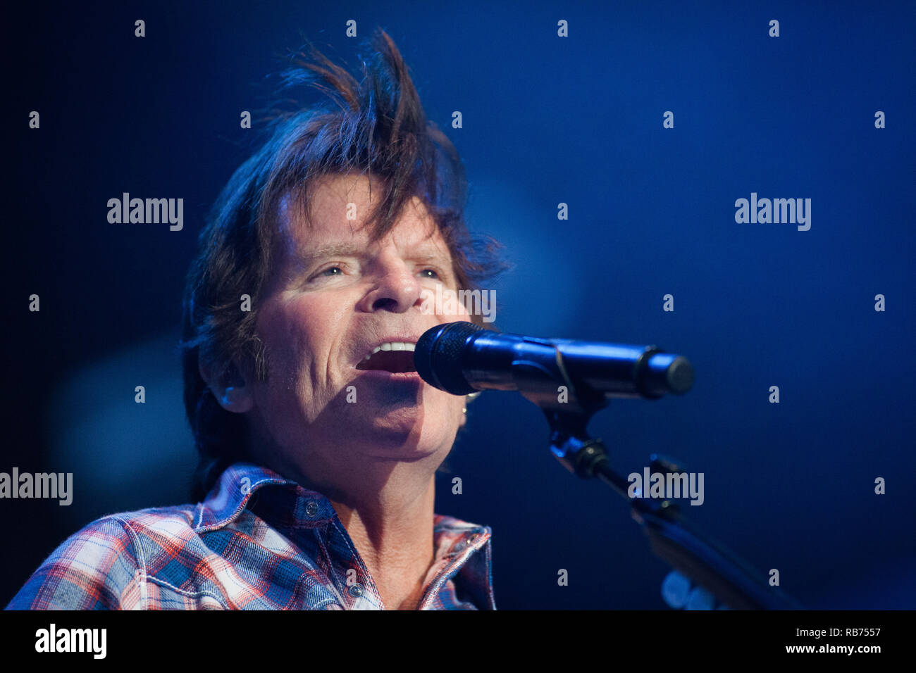 Creedence Clearwater Revival Stock Photos & Creedence