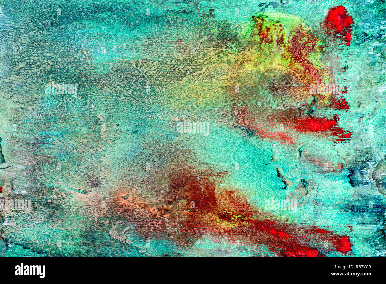 Wall Painting Abstract Art Texture Grunge Background Texture Stock