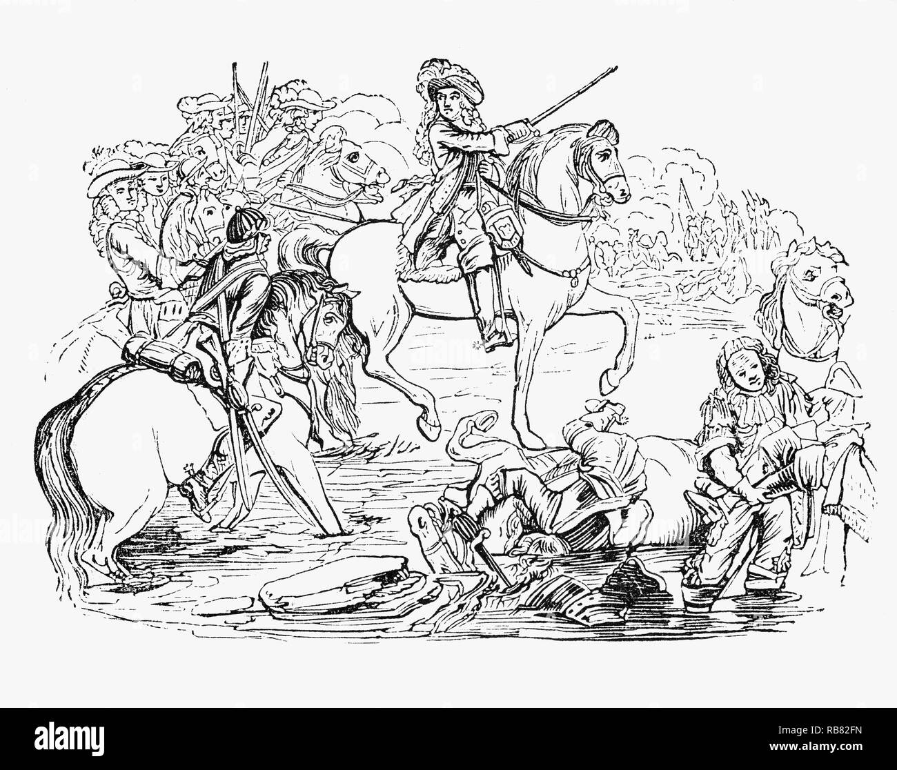 Battle Of The Boyne Stock Photos & Battle Of The Boyne Stock Images