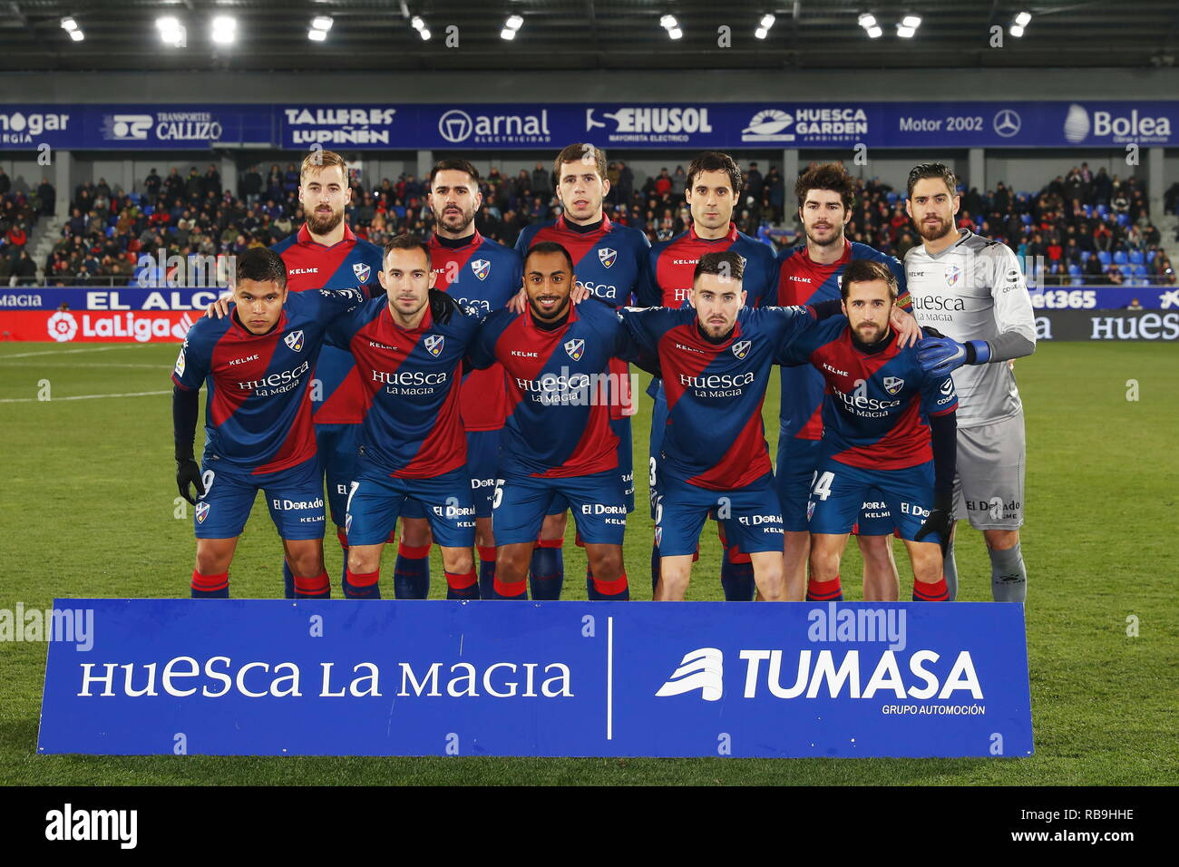 Sd Huesca High Resolution Stock Photography and Images - Alamy