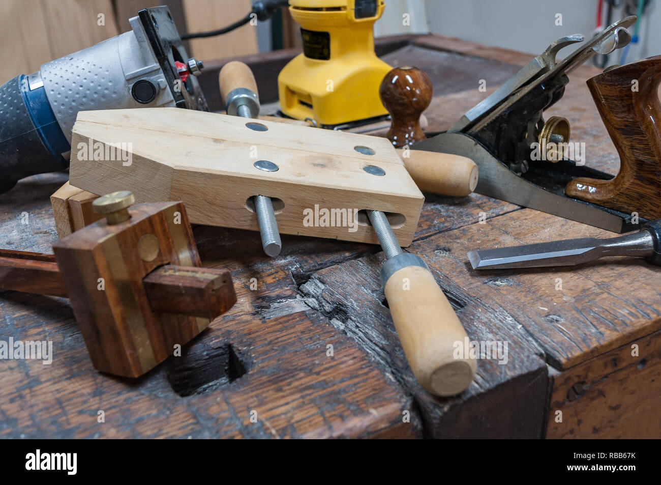 Woodworking Tools Stock Photos Woodworking Tools Stock Images Alamy