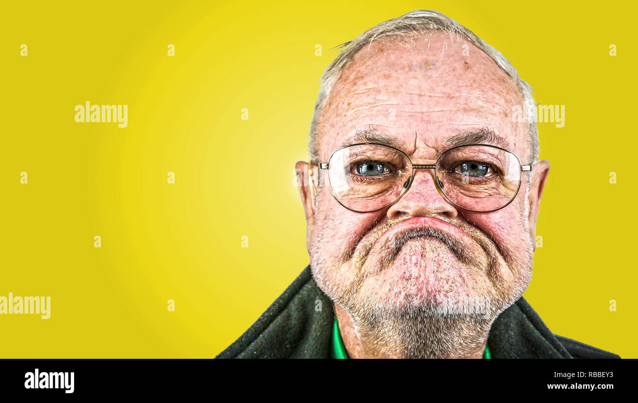 41d76d77e77f Grumpy Man Funny Stock Photos   Grumpy Man Funny Stock Images - Alamy