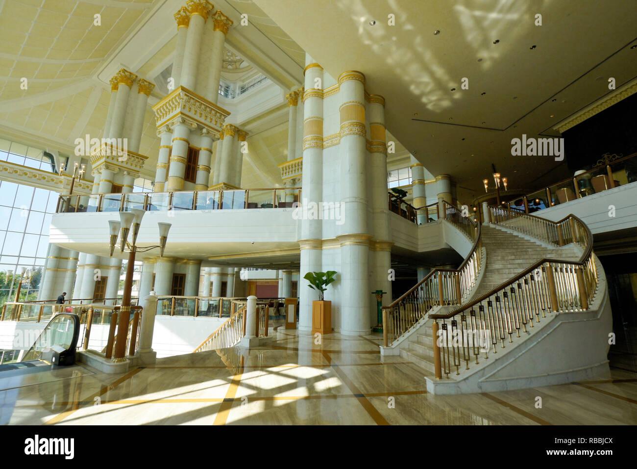 Empire Hotel and Country Club, Bandar Seri Begawan, Sultanate of Brunei - Stock Image