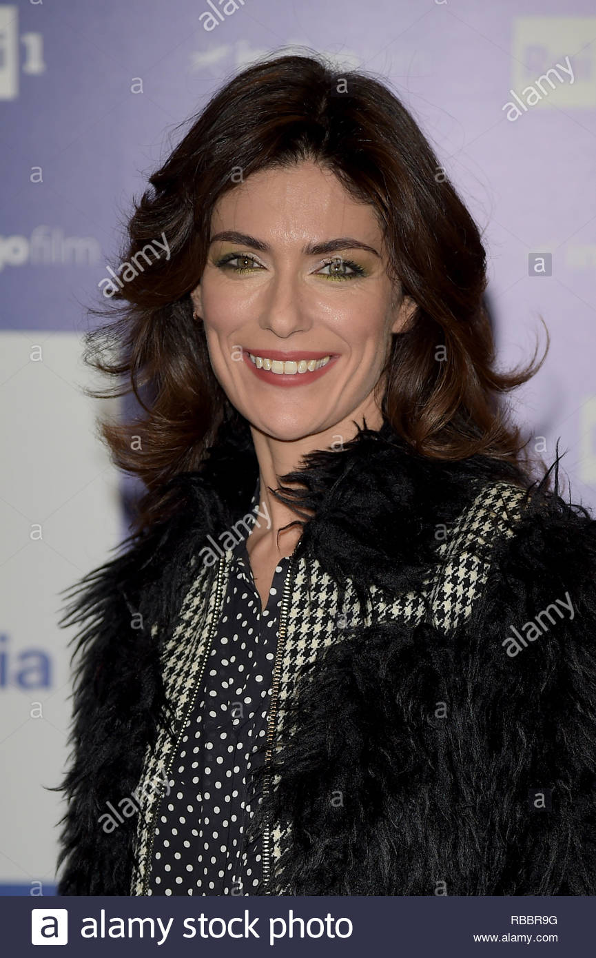 Anna Valle milano, 07-01-2019 Stock Photo: 230755772 - Alamy