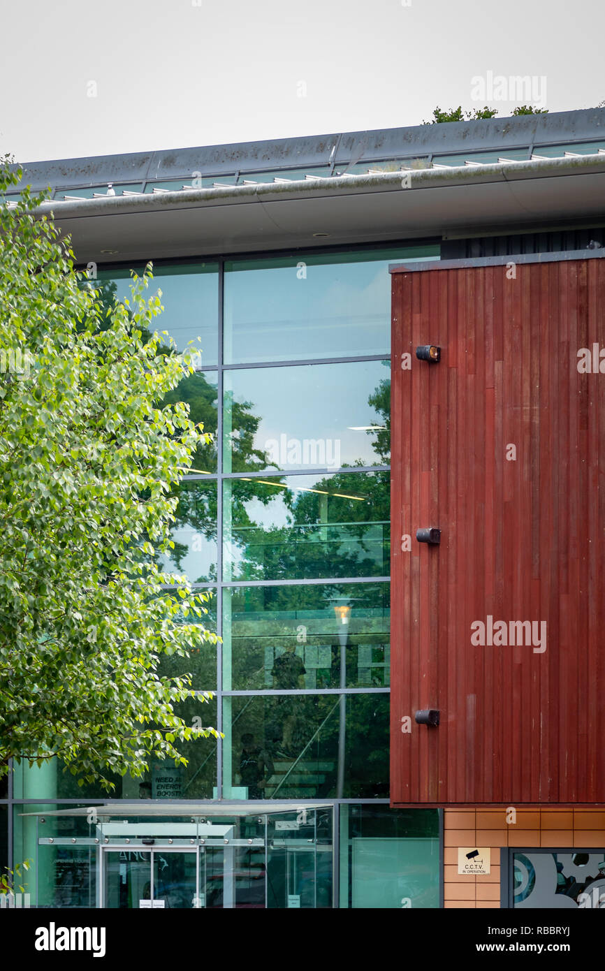 Nuffield Health Club, Links Way, Farnborough, Hampshire, UK - Stock Image