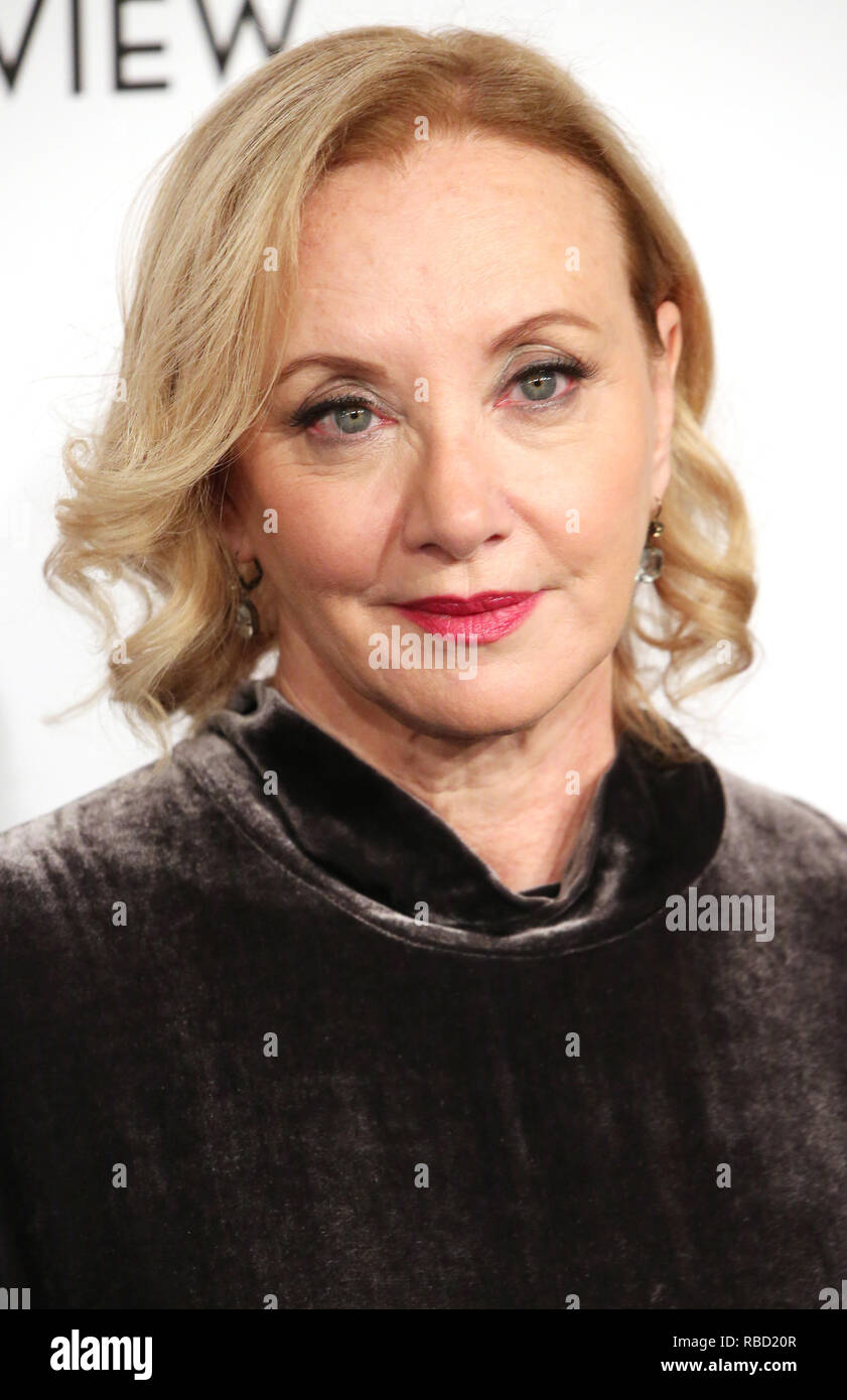 J. Smith-Cameron attends the 2019 National Board Of Review Gala at Cipriani 42nd Street on January 08, 2019 in New York City. Credit: Walter McBride/MediaPunch - Stock Image