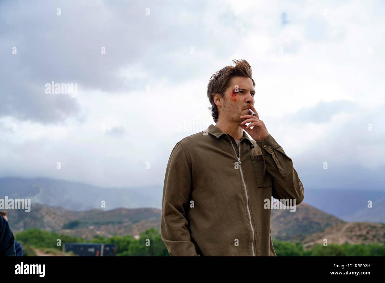 El Camino Christmas 2017.Prod Db C Bruce Finn Netflix Goldenlight Films Brother