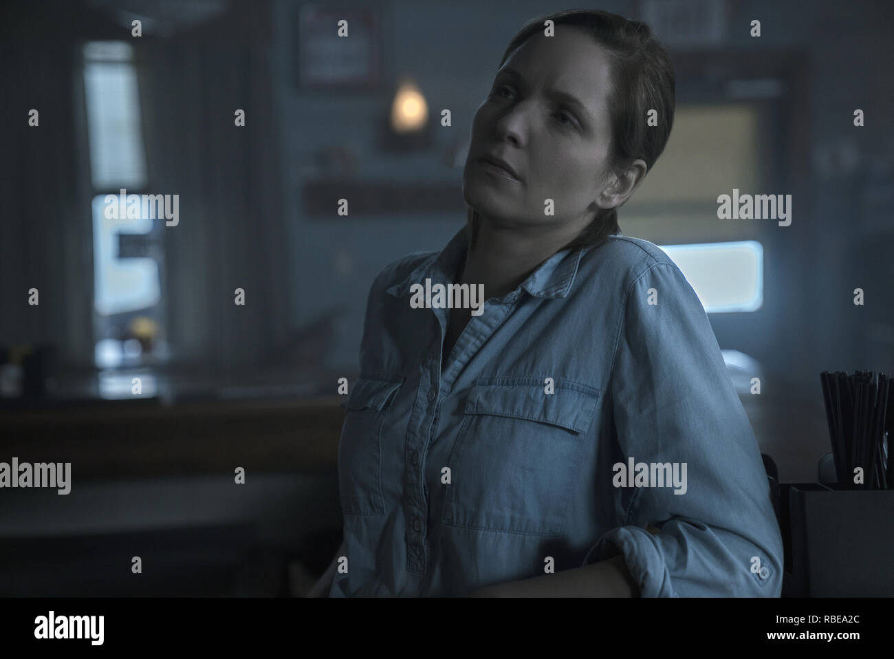 Jordana Spiro, 'Ozark' Season 2 (2018)  Credit: Netflix / The Hollywood Archive - Stock Image