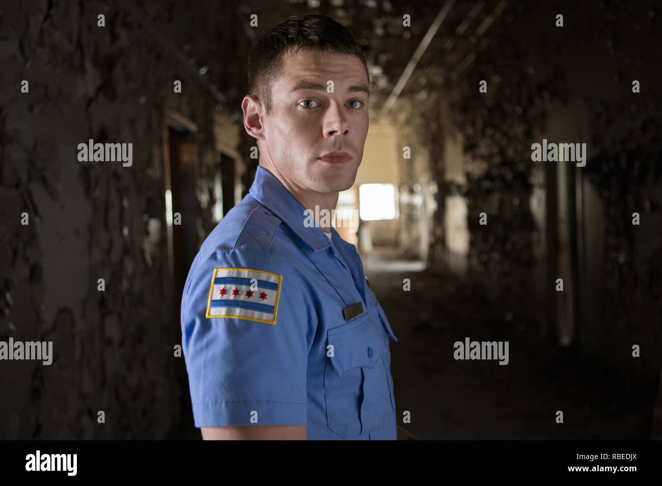 Brian J. Smith, 'Sense8' Season 1 (2015)  Credit: Netflix / The Hollywood Archive - Stock Image
