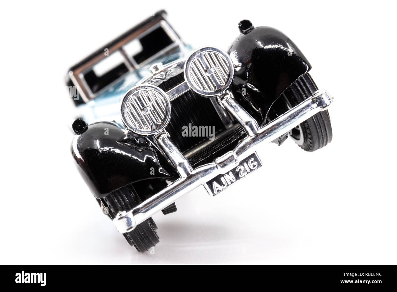 Matchbox Models of Yesteryear Y-17 Hispano Suiza 1938 - Stock Image