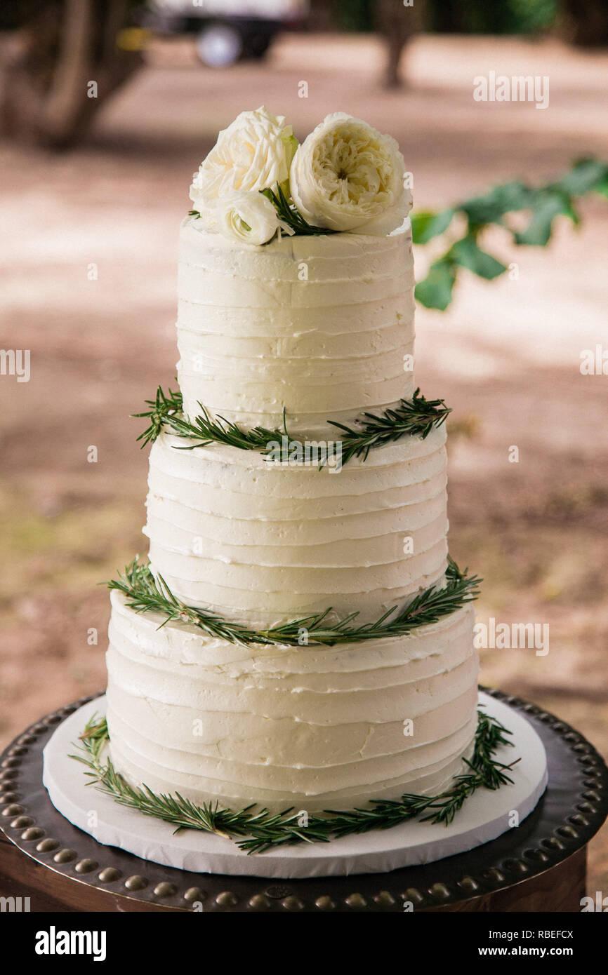 Simple Wedding Cakes.Simple Wedding Cake Stock Photos Simple Wedding Cake Stock Images