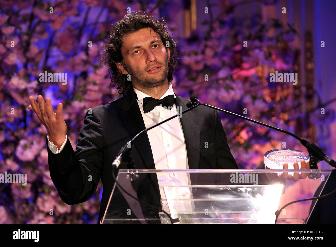 Jonas Kaufmann Stock Photos & Jonas Kaufmann Stock Images