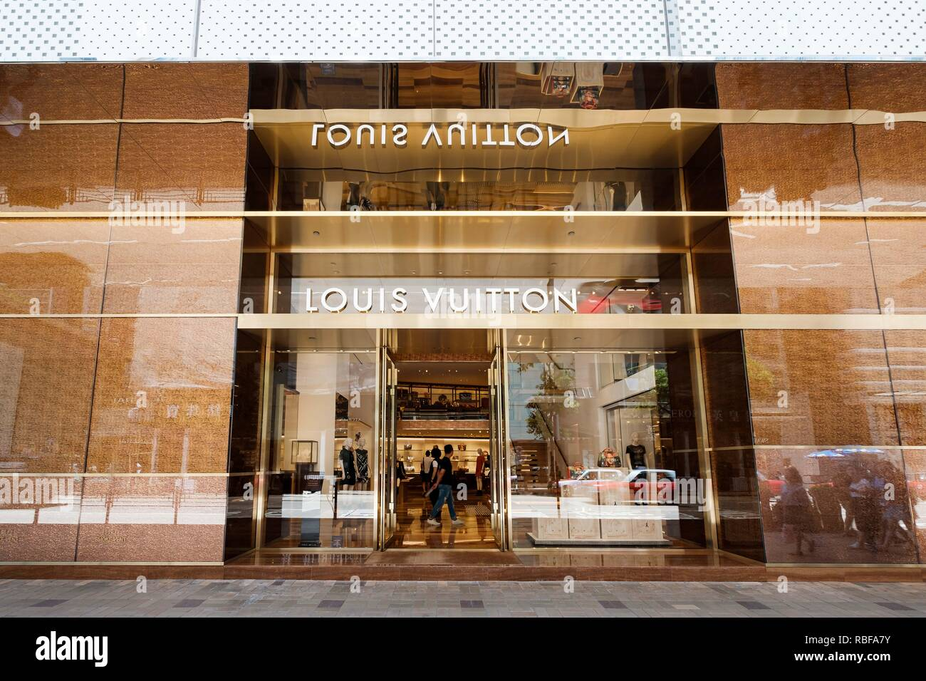 8413b65e3ef Lv Store Stock Photos & Lv Store Stock Images - Alamy