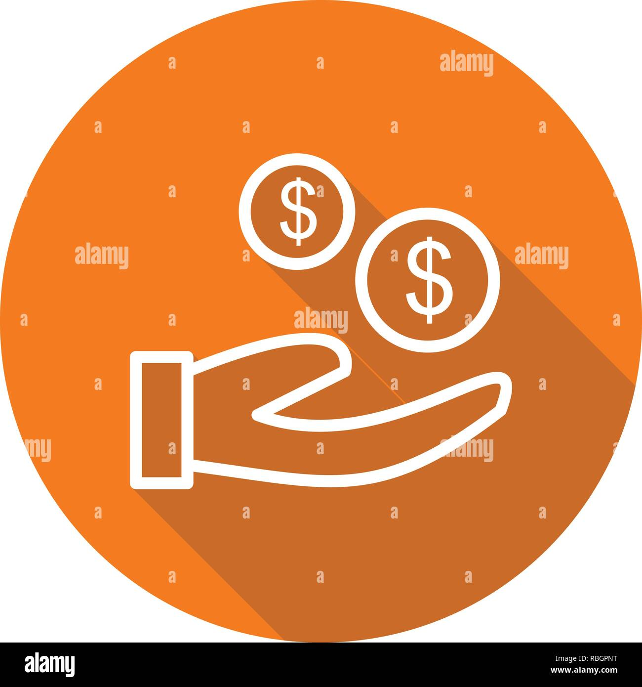E-Commerce Icon For Personal And Commercial Use...Neat And Trendy Look - Stock Vector