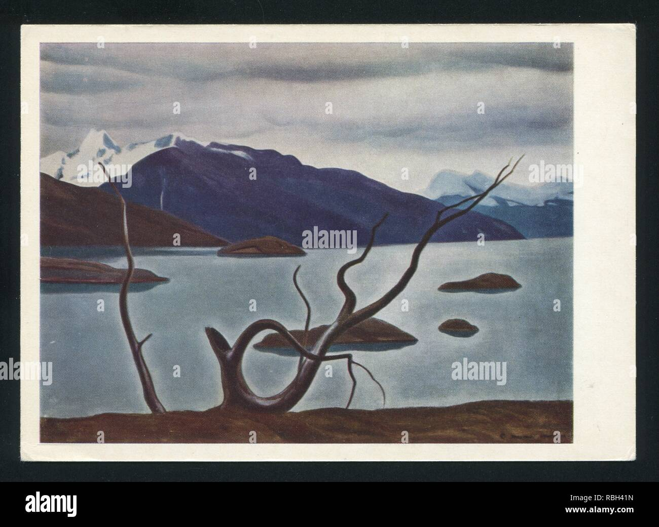 Rockwell Kent Stock Photos & Rockwell Kent Stock Images - Alamy