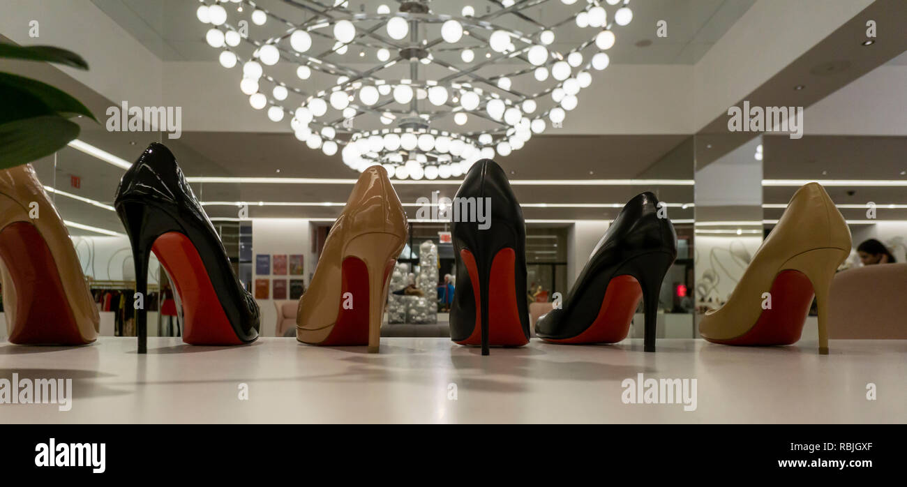 633e473f518a Christian Louboutin Shoes Stock Photos   Christian Louboutin Shoes ...