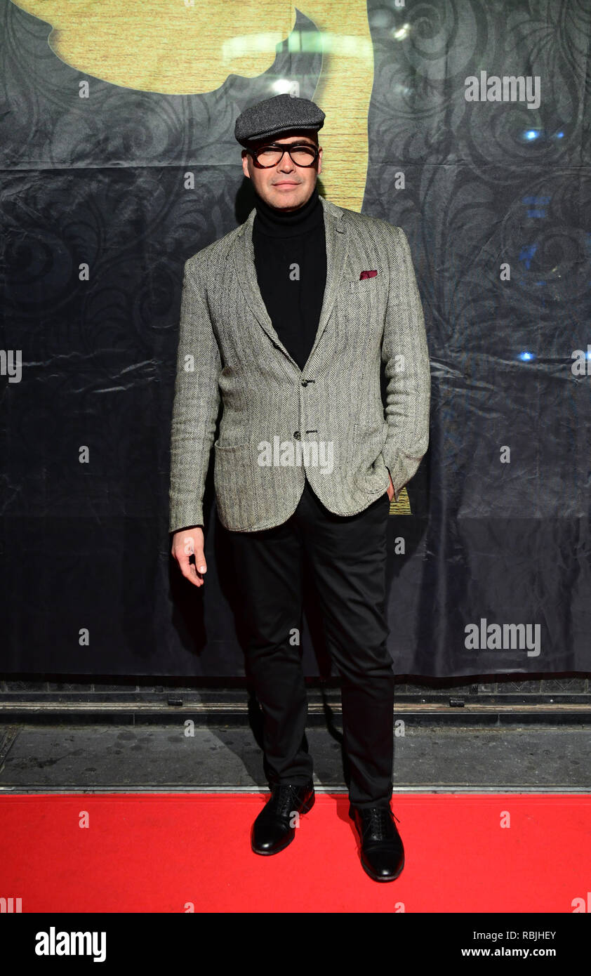 best loved 9264b 37ead Billy Zane attending the Gold Movie Awards 2019, held at Regent Street  Cinema in Marylebone, London.