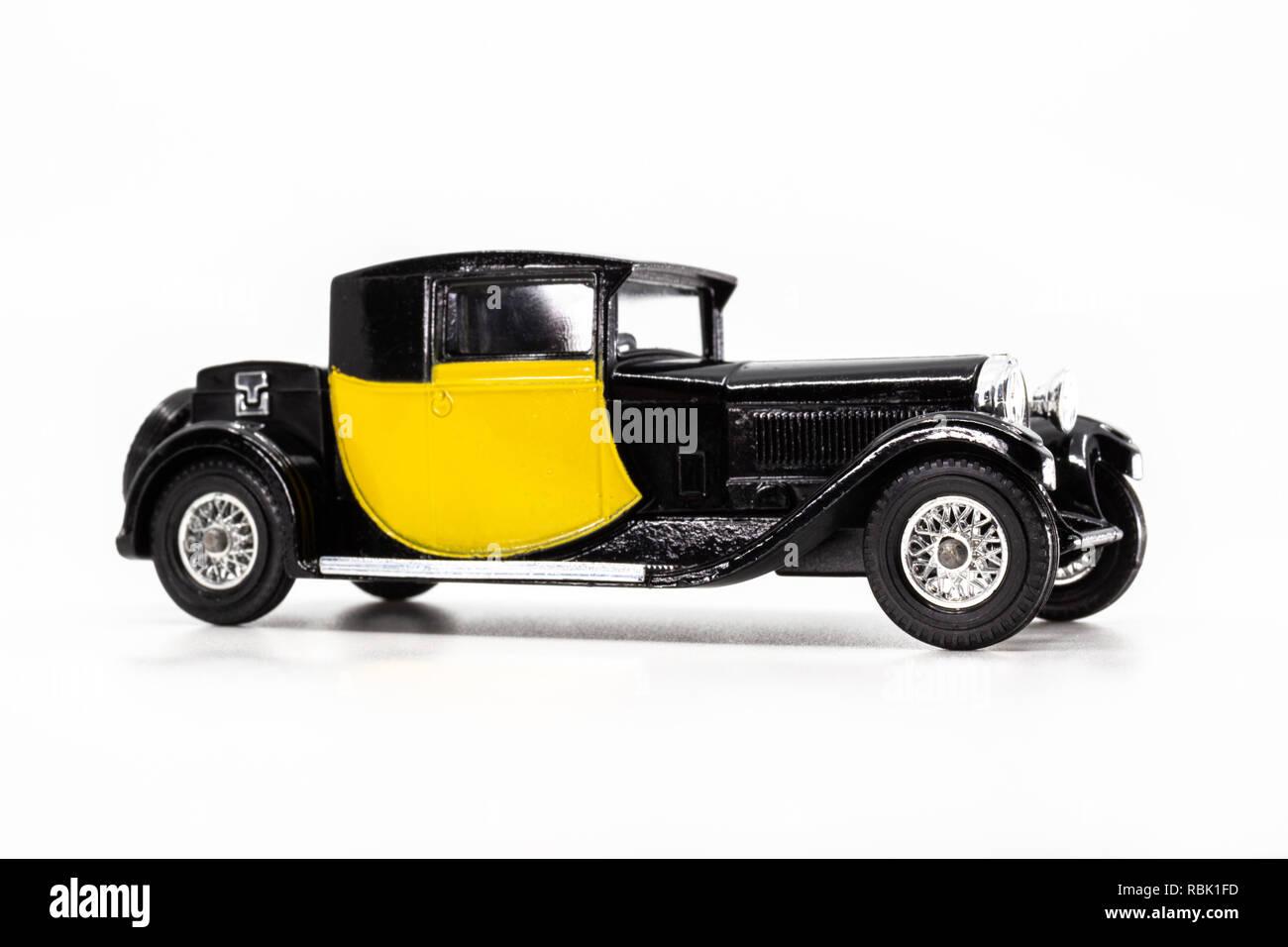 Matchbox Models of Yesteryear Y-24 Bugatti T44 1928 - Stock Image