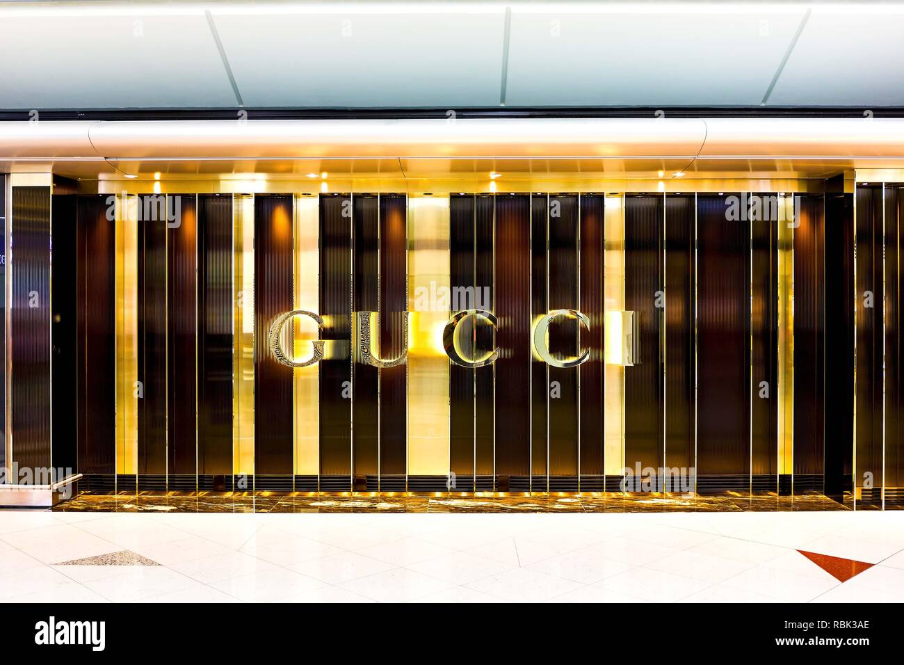 b33454e4d07 A Gucci Shop Stock Photos   A Gucci Shop Stock Images - Page 2 - Alamy