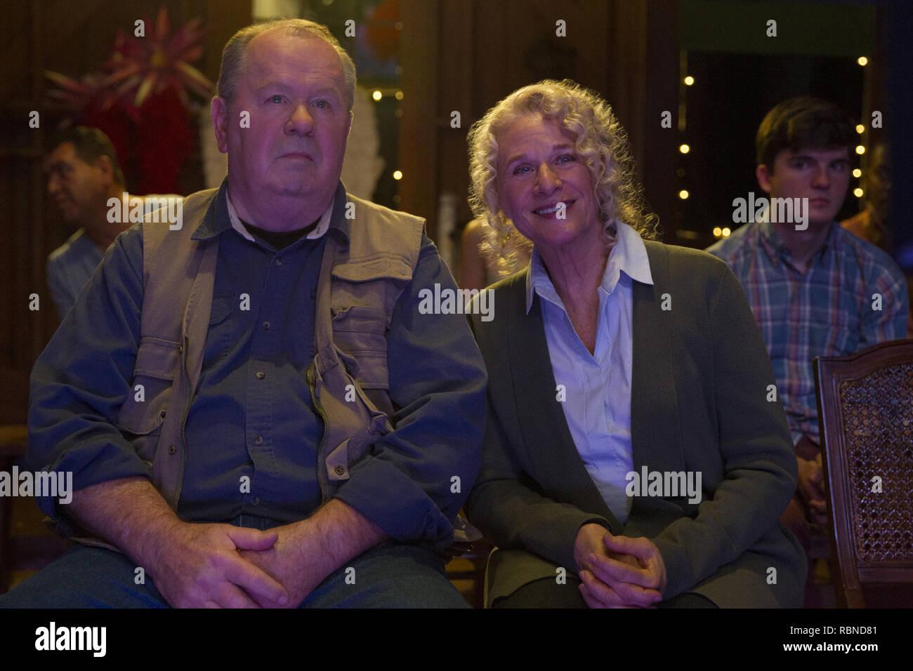 Biff Yeager, Carole King,