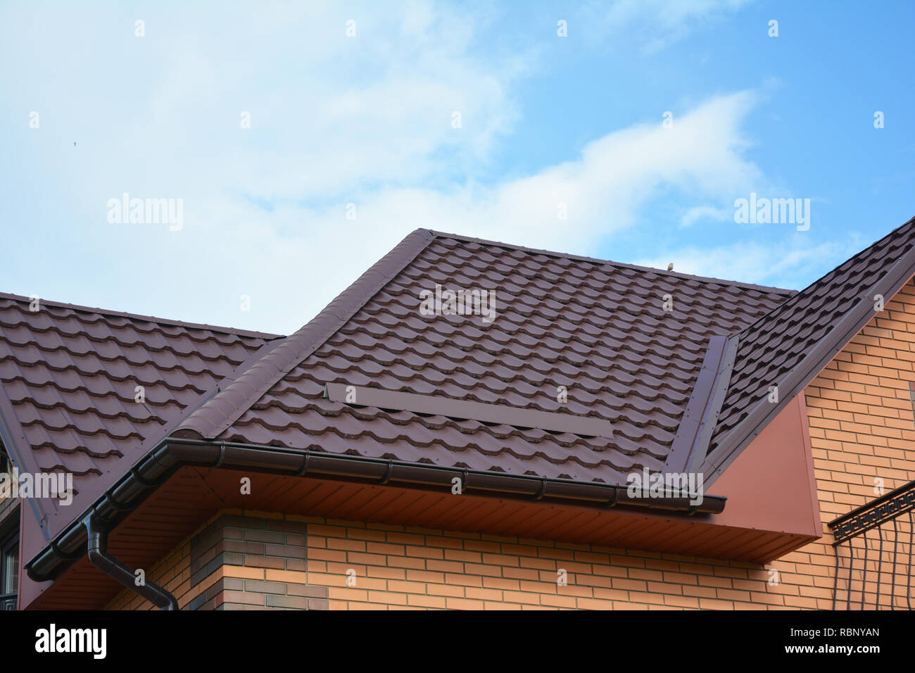 House Problem Areas For Rain Gutter Waterproofing