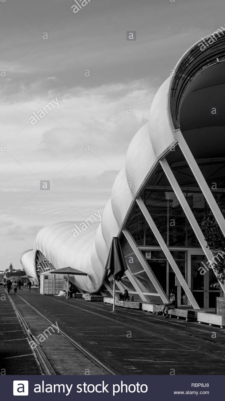 The cloud, Auckland - Stock Image