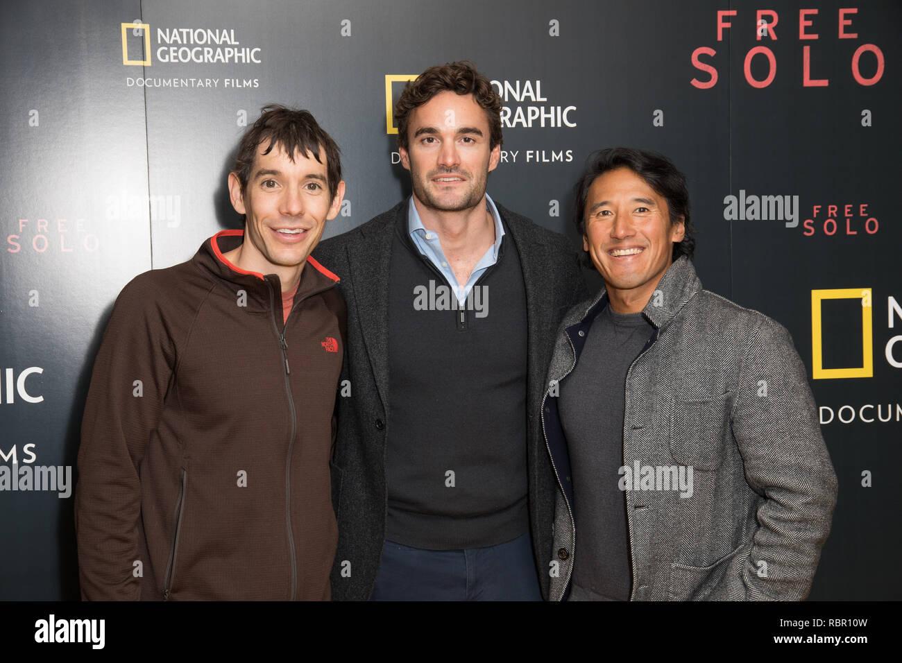 daaaf48b9 Stars join directors Jimmy Chin and Elizabeth Chai Vasarhelyi at ...