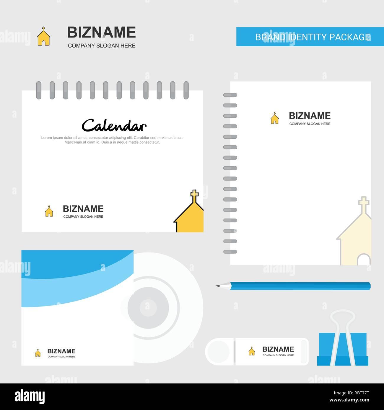 Church Calendar Template.Church Logo Calendar Template Cd Cover Diary And Usb Brand
