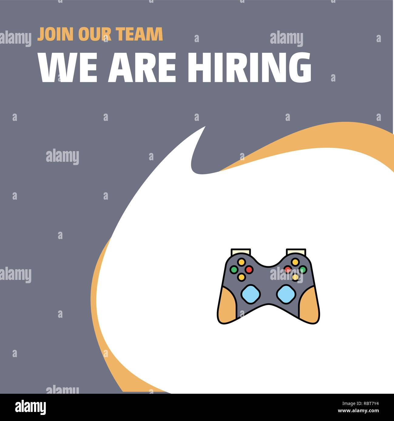 Join Our Team  Busienss Company Game controller We Are