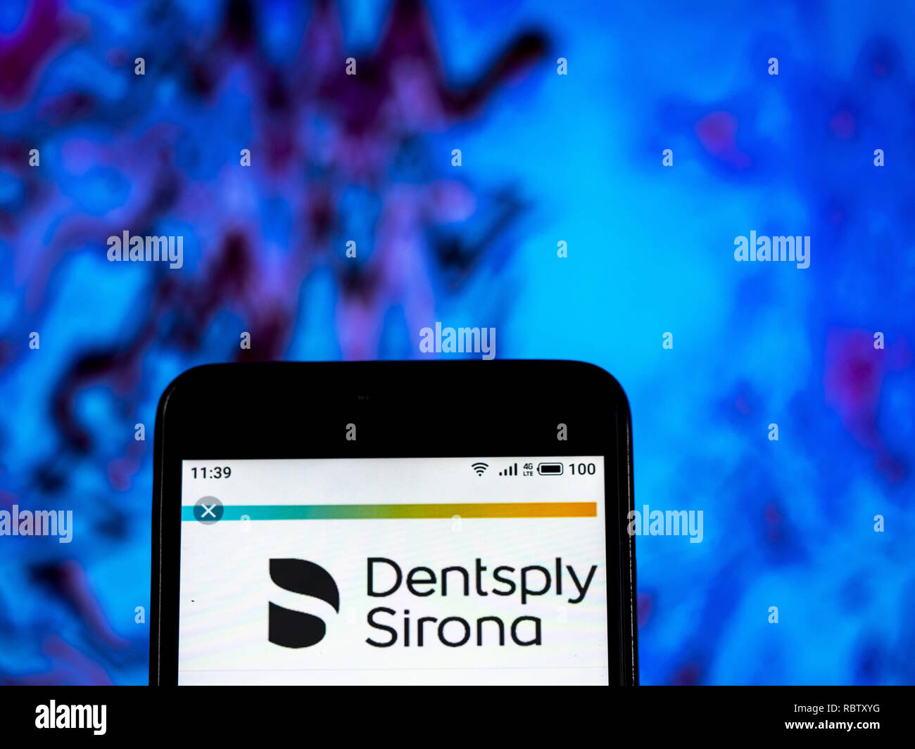 Dentsply Sirona Stock Photos Images Alamy X Y G Wiring Diagram January 11 2019 Kiev Ukraine Dental Equipment And Supplies Manufacturing