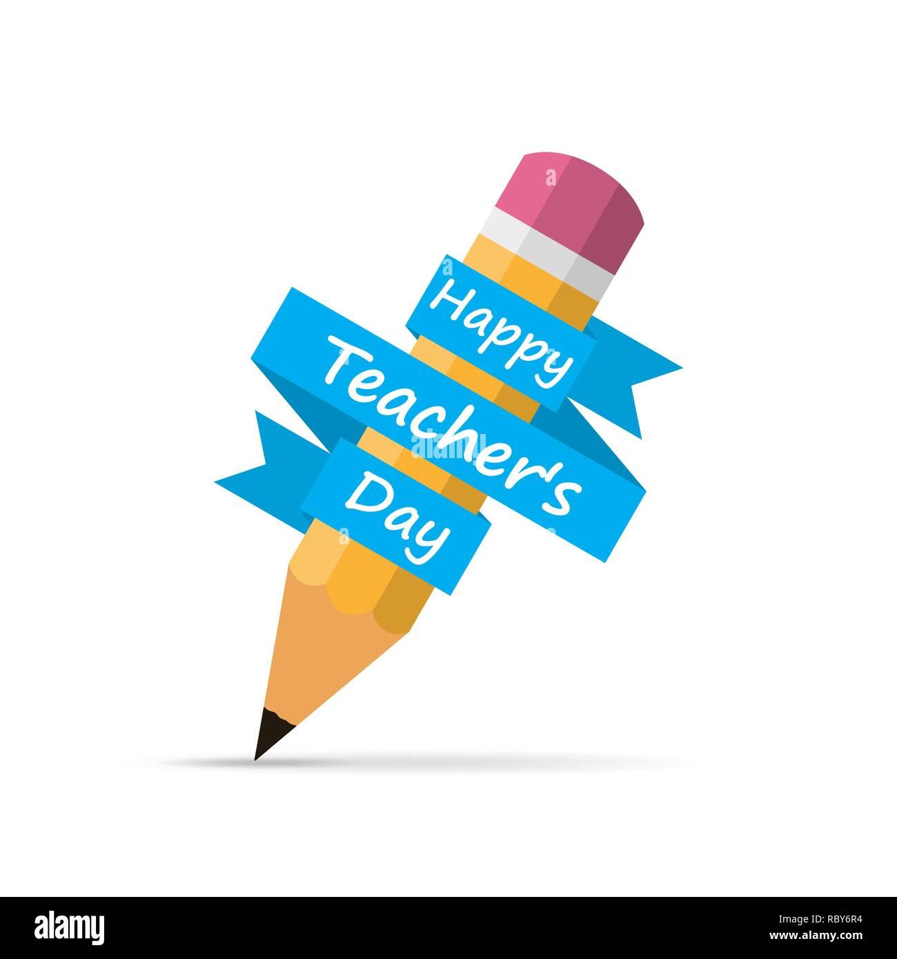 Happy teachers day vector vectors stock photos happy