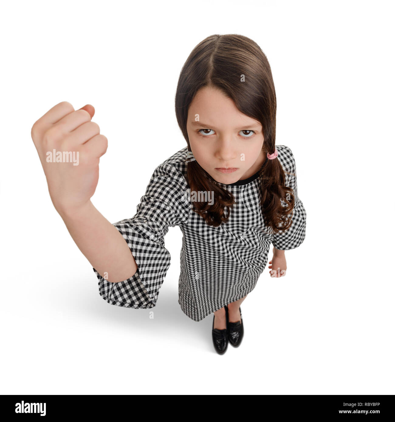 Angry Kid Fist Stock Photos & Angry Kid Fist Stock Images - Alamy
