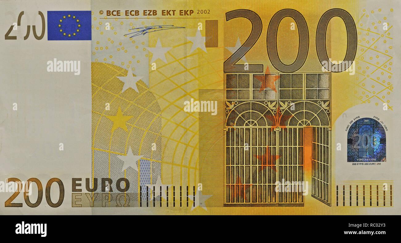 Schein zum ausdrucken euro Euro Scheine