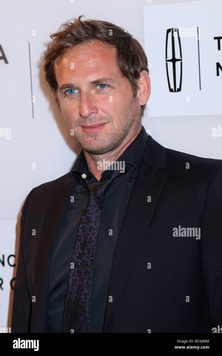 36a68d5e85 Josh Lucas at  Youth In Oregon  Premiere - Tribeca Film Festival at John  Zuccotti