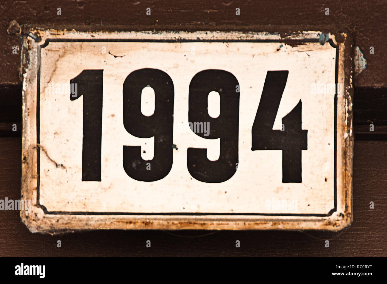 Year 1994 Concept High Resolution Stock Photography and Images - Alamy