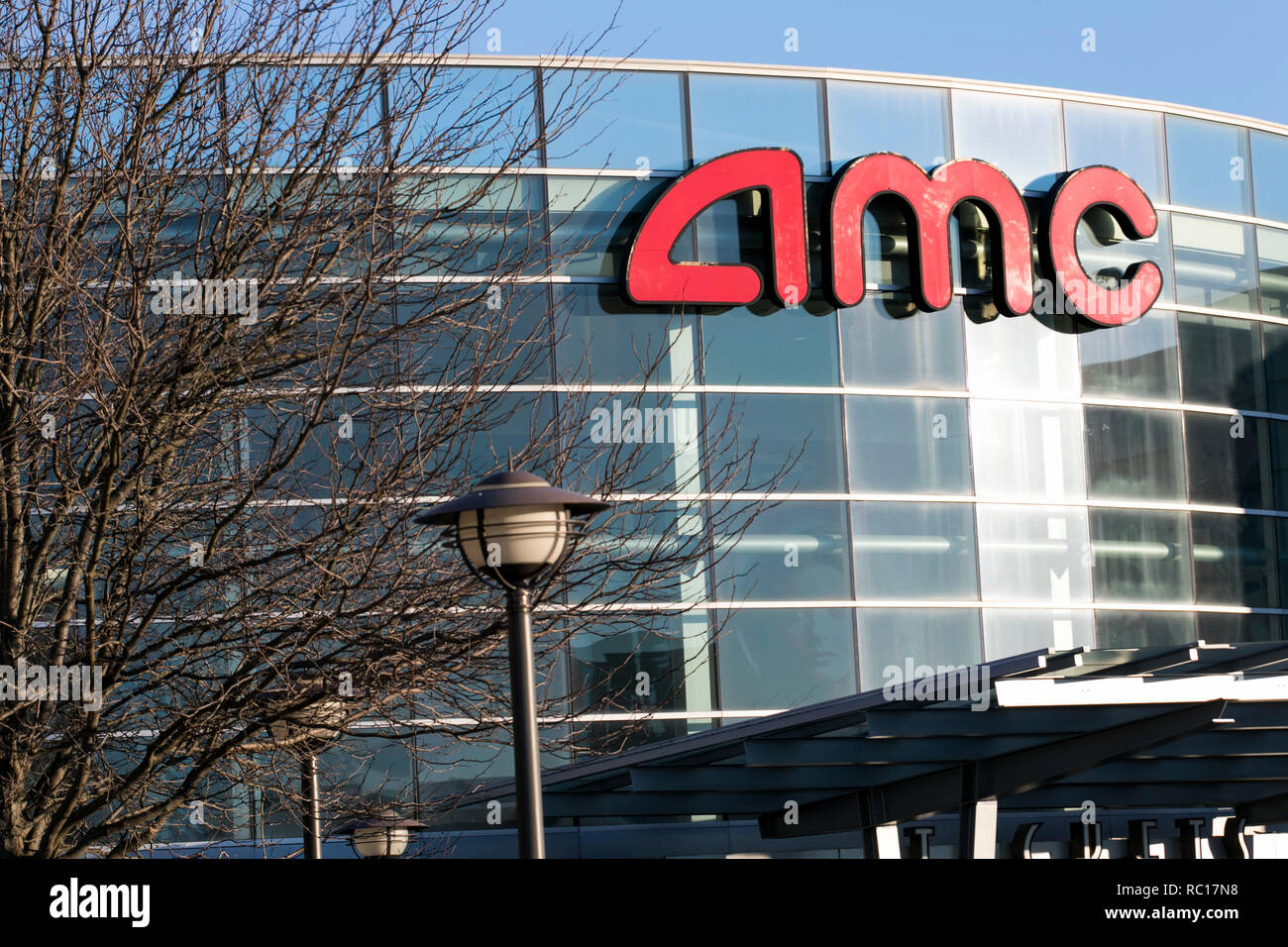movie 2019 amc A Logo Sign Outside Of A AMC Theaters Movie Theater In