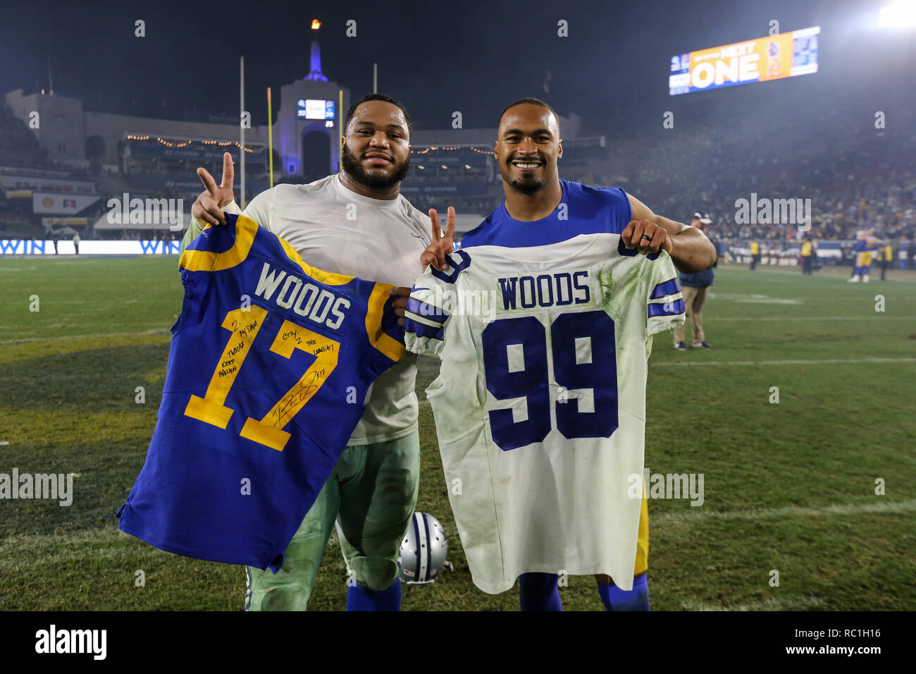 new york cac46 3d4b2 Los Angeles, CA, USA. 12th Jan, 2019. Los Angeles Rams wide ...