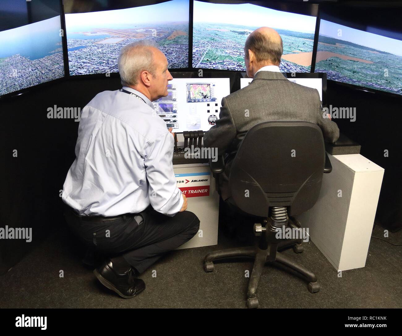 Test Simulator Stock Photos & Test Simulator Stock Images