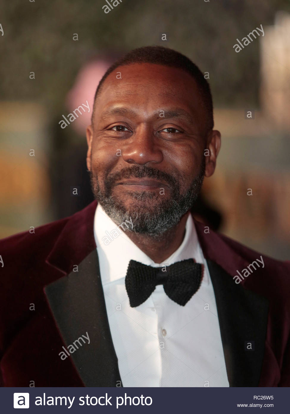 File Photo Dated  Of Actor And Comedian Sir Lenny Henry Bbc Four Will Air Four New Programmes Across February Celebrating British Diversity And
