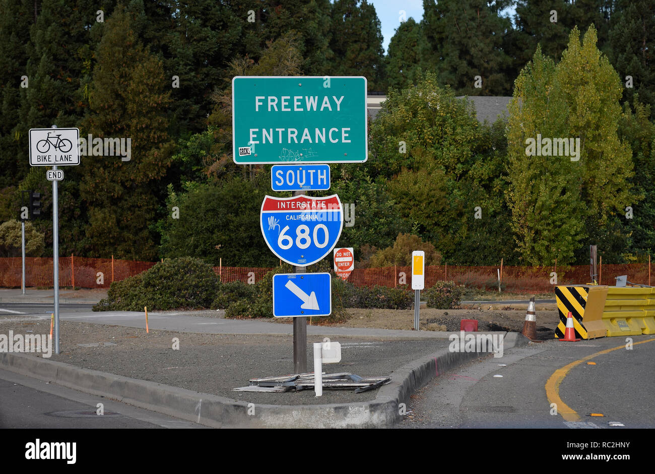 Interstate 680 Stock Photos & Interstate 680 Stock Images - Alamy