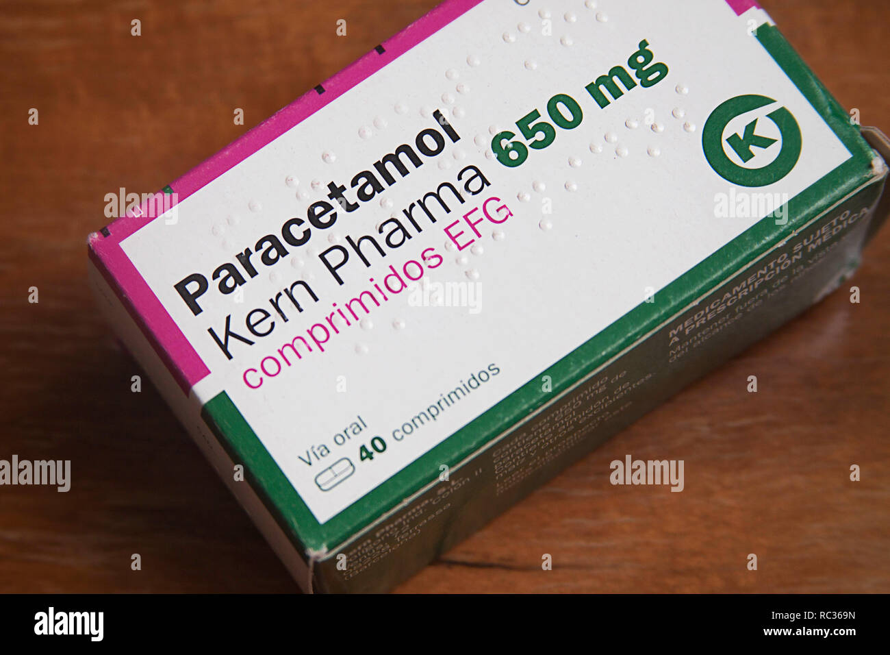 Paracetamol Box Stock Photos & Paracetamol Box Stock Images - Page 2