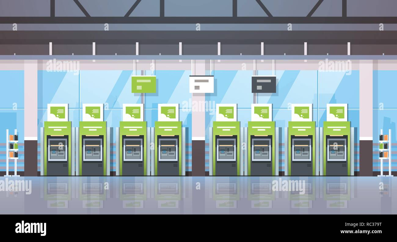 Automated payout machines betting terminals at jfk football heavy betting