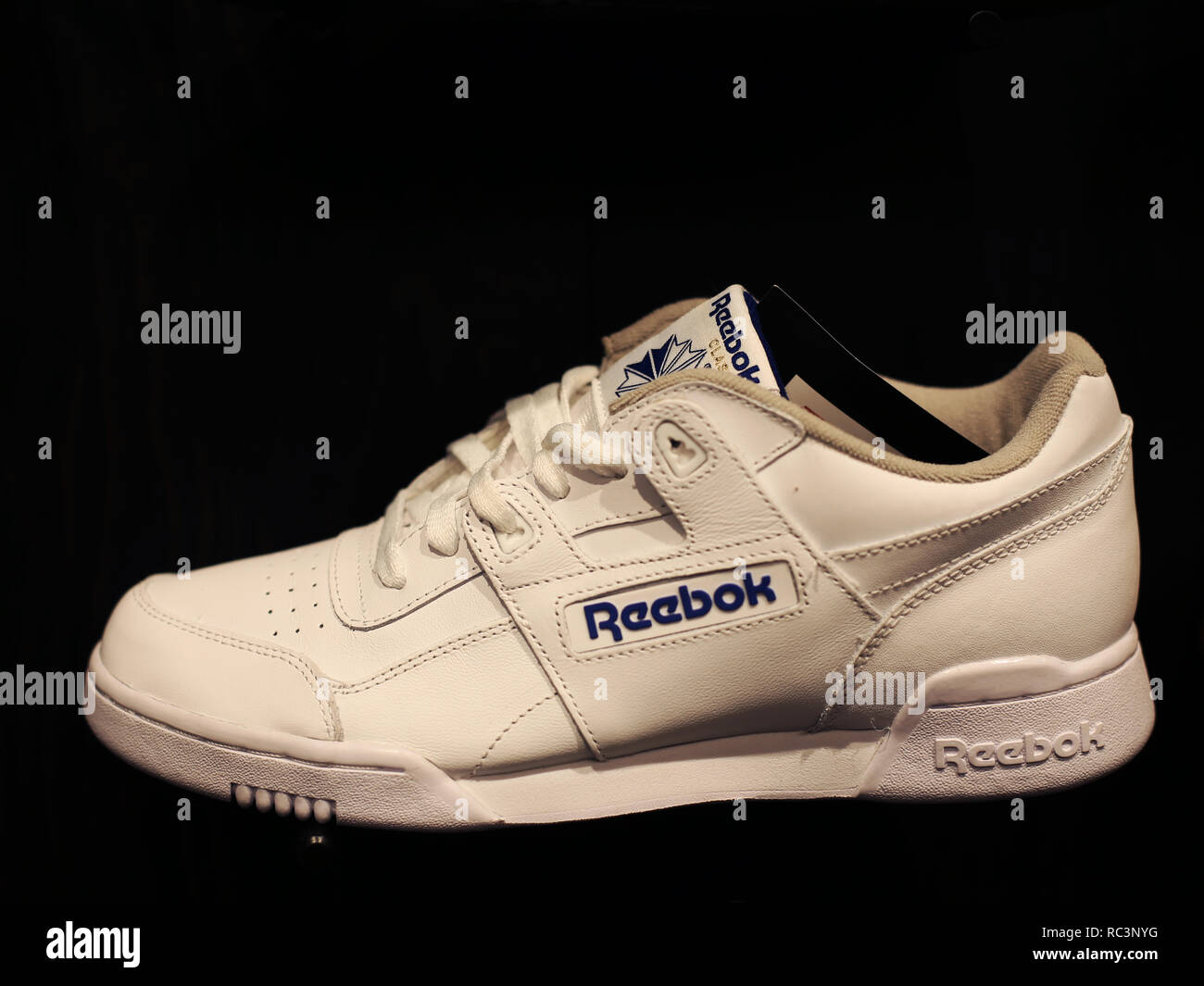 000d15692fc77e Reebok Shoes Stock Photos   Reebok Shoes Stock Images - Page 2 - Alamy