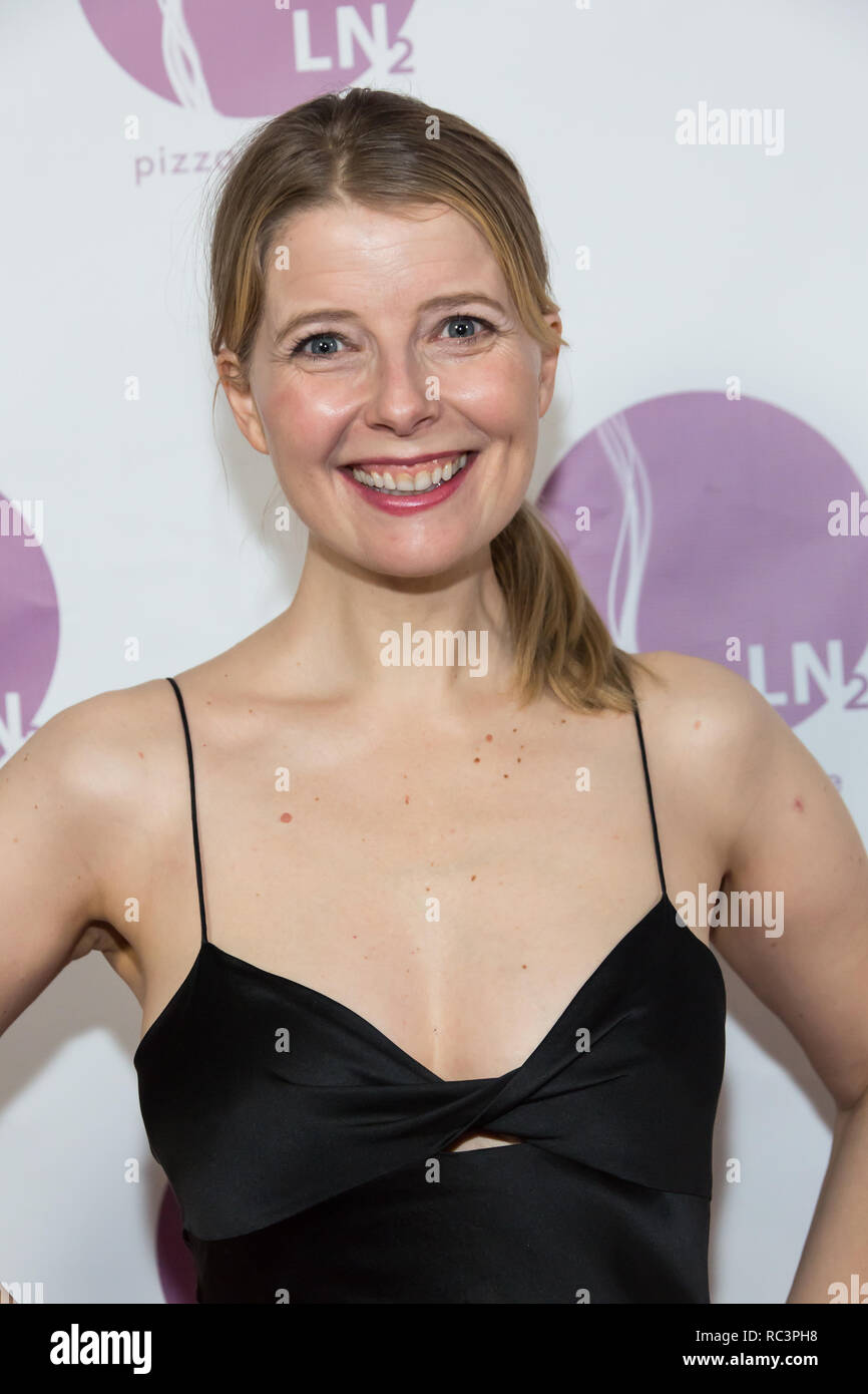 d8654ef11f Los Angeles, USA. 12th January, 2019. Actress Ivana Shein attends chef  Christopher
